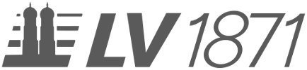 LV1871 Logo Versicherung - Innovationspartner von Snoopr®